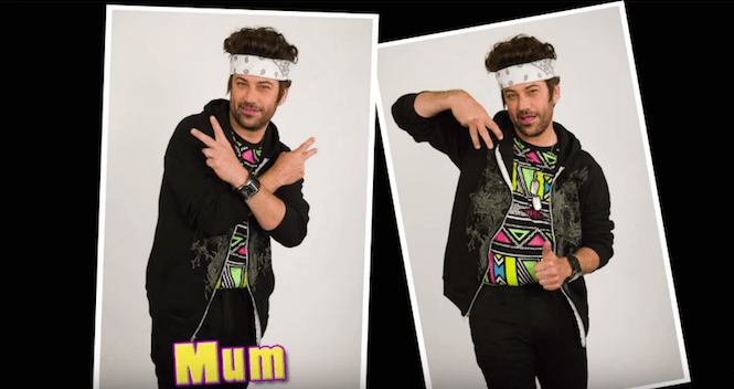 Jimmy Kimmel as Mum