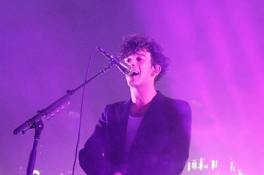 The 1975 4.15.17 at Allen Event Center
