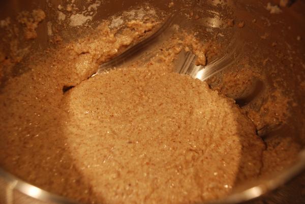 """almond """"dough"""""""