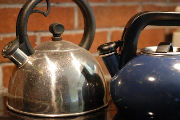 """Broken"" tea kettles"