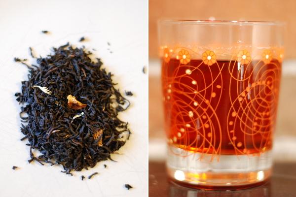 Earl Grey Bravo tea