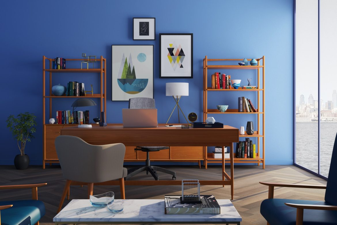 Find the right work / life balance by creating your dream home office
