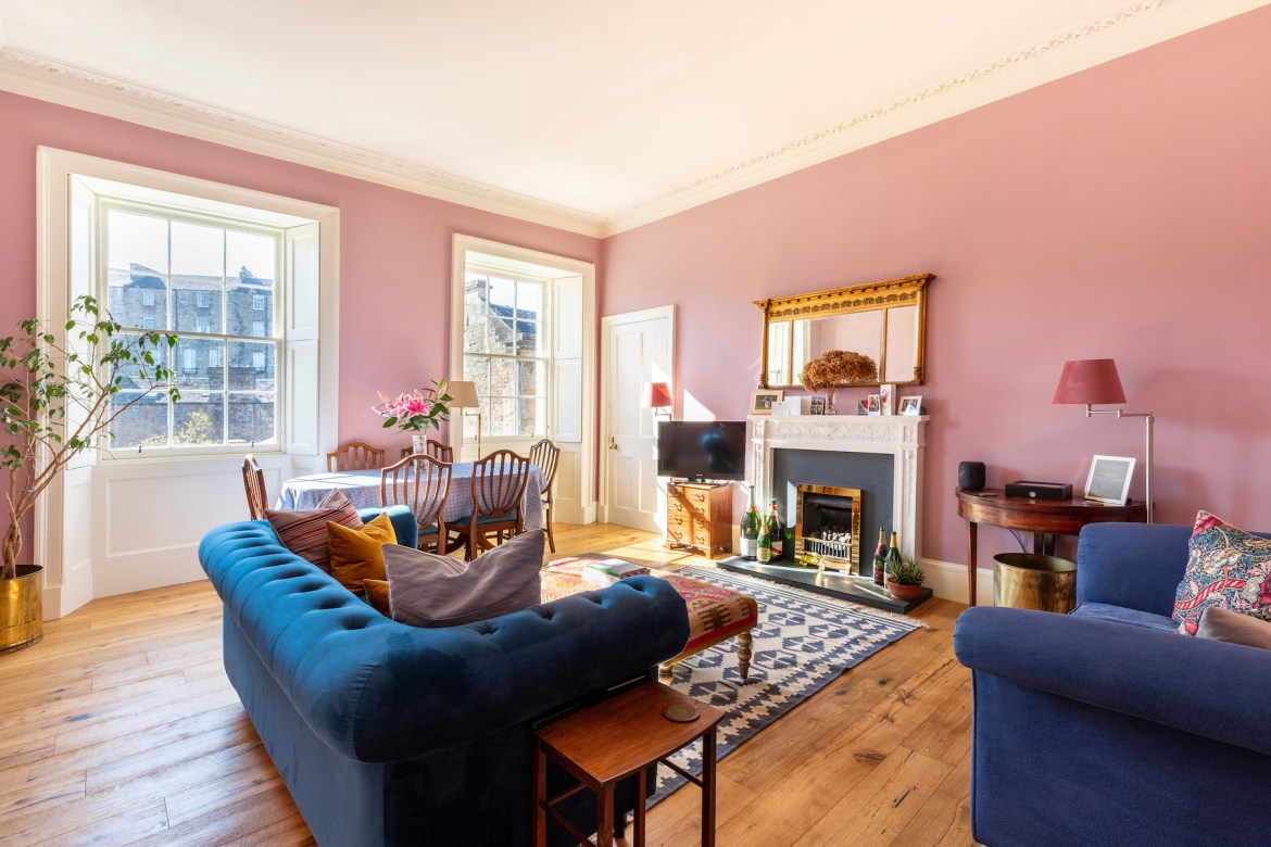 Why Edinburgh is a hot spot for property investors