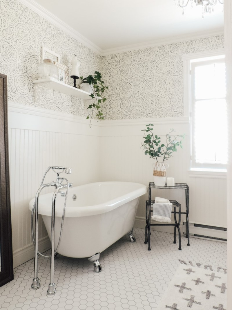 bathroom refresh