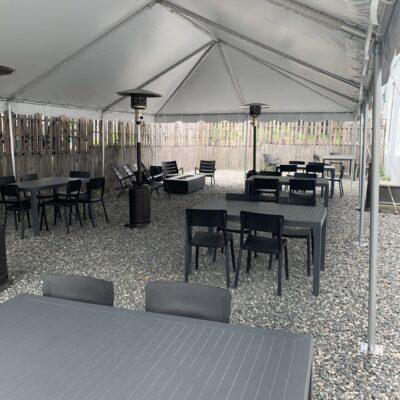 Covid Tent