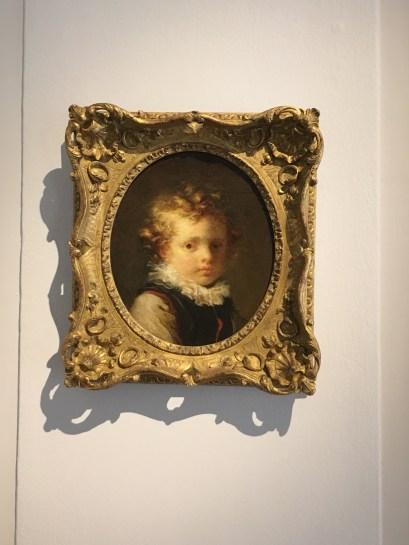 "Jean-Honoré Fragonard, Head of a Boy (Alexandre-Évariste ""Fanfan"" Fragonard), ca. 1785"