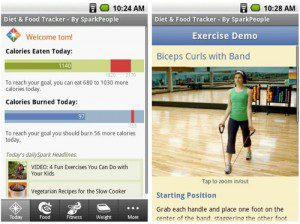 Weight Loss and Fitness App