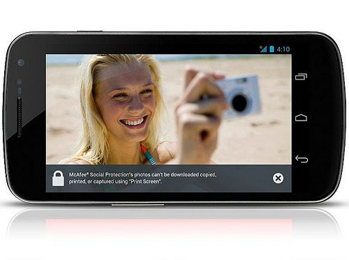 Mobile Apps Meet Privacy