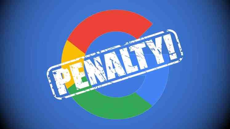 Perchè Google penalizza i siti?