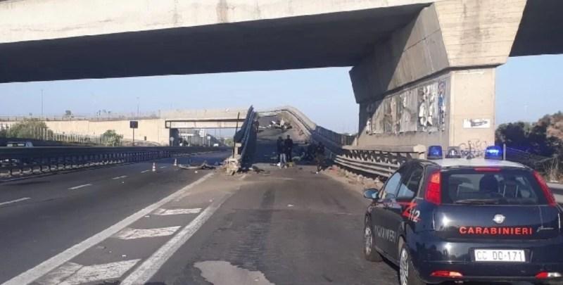 Incidente Catania 4 morti
