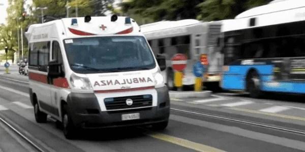 Incidente mortale in via Torino