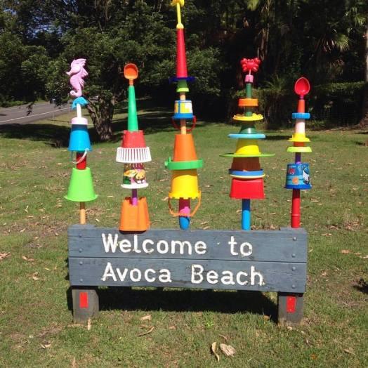 Avoca Beach from J Gillings