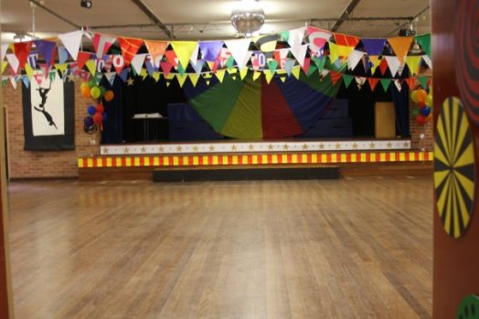 Banner Bunting from K Hay