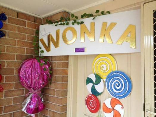 Willy Wonka party 3