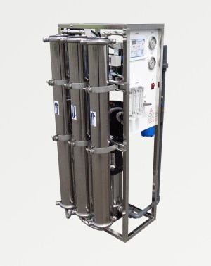 750 litres per hour industrial reverse osmosis system