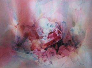 veil paint crystals