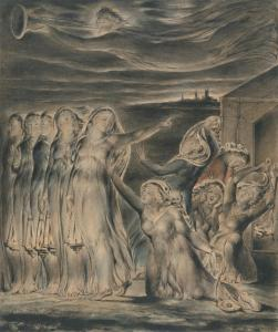 Holy Tues William Blake virgins