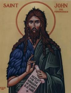 john-the-baptist fore