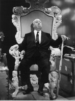 ALFRED HITCHCOCK -- Pictured: Alfred Hitchcock -- Photo by: NBCU Photo Bank **FOR EDITORIAL USE ONLY AND CANNOT BE ALTERED, ARCHIVED OR RESOLD. NO TABLOID USAGE WORLDWIDE. SPECIFIC CLEARANCE REQUIRED FOR COMMERCIAL OR PROMOTIONAL USE. CONTACT YOUR NBCU REPRESENTATIVE FOR FURTHER INFORMATION**