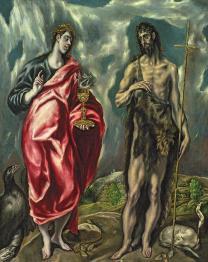 john-the-baptist-el-greco-st-john-the-evangelist-