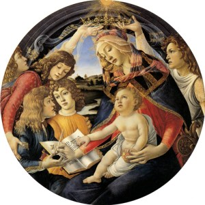 queen mary Botticelli-Magnificat