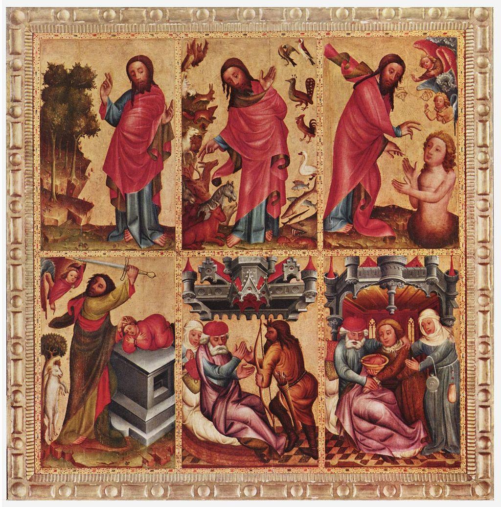 Master Bertram Von Minden Grabow Altarpiece