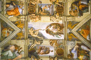 sistine-chapel-ceiling-by-michelangelo