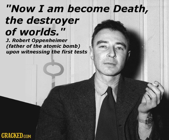 This image has an empty alt attribute; its file name is Oppenheimer-Quote.jpg