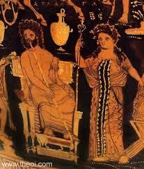 GAEA (Gaia) - Greek Goddess of the Earth (Roman Terra, Tellus)