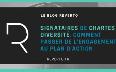 Signataires de chartes diversité, comment passer de l'engagement au plan d'action
