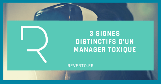 manager toxique