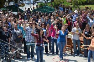 Au JPL en Californie d'où sont opérées les 2 sondes