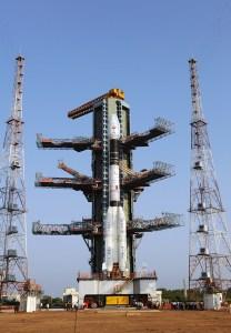 le lanceur indien GSLV-D5