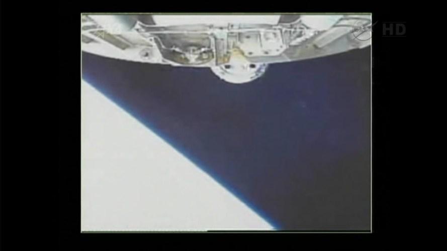 capture d'écran de la séparation
