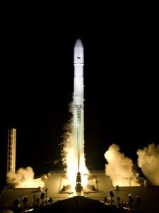 le lanceur Zenit 3 SBL
