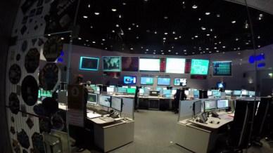 Le Centre de Contrôle ESOC (source : HVOSSGAIA)