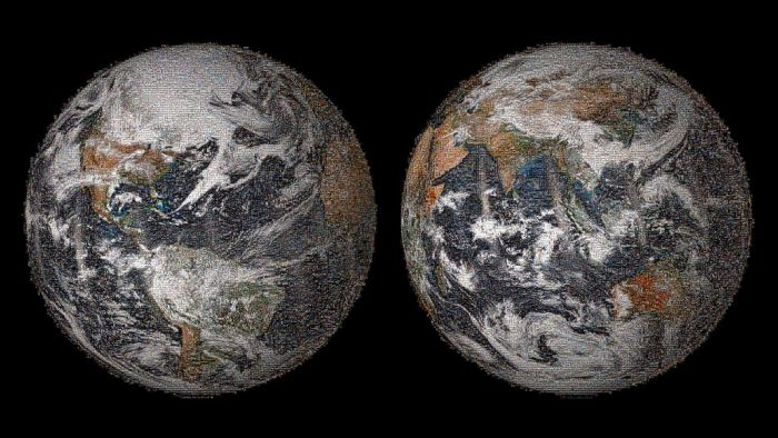 GlobalSelfie (source NASA)