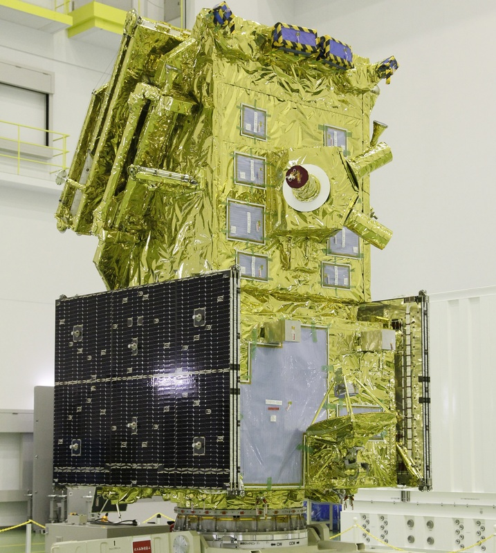 ALOS 2 (source JAXA)