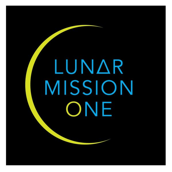Logo de la Lunar Mission One. Crédits : Lunar Missions Ltd