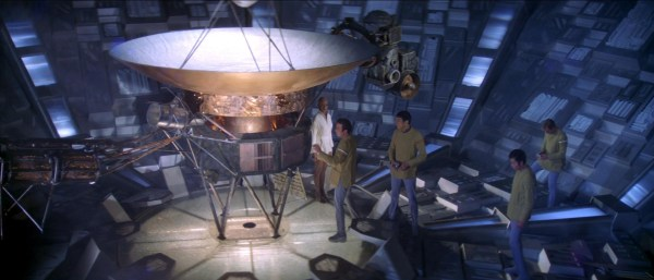 """l'entité """"V'Ger"""" dans le film Star Trek"""