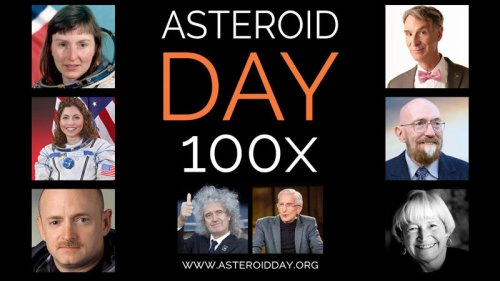 Pétition 100X Asteroid Day