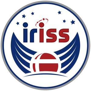 Le logo de la mission IRISS d'Andreas Mogensen (Credit ESA)