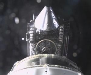 Séparation lanceur du satellite MUOS 4 le 02/09/15 (Photo: ULA)