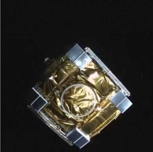 Séparation du lanceur Atlas 5 du satellite GPS IIF-11 le 31/10/15 (Credit: United Launch Alliance)