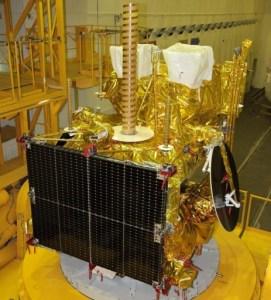 Le satellite Elektro-L 2 lancé le 11/12/15 par une fusée Zenit (Credit : Tsenki)