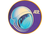 Logo de l'Association des Space Explorers (ASE)