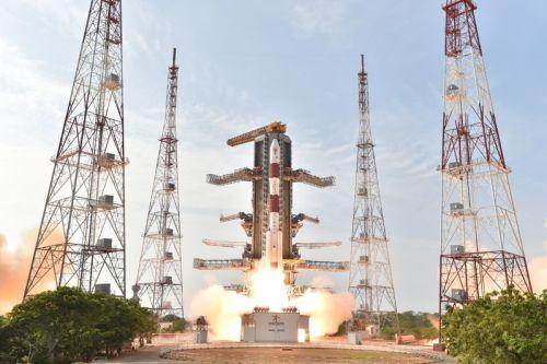 Lancement PSL-C32 avec le satellite IRNSS-1F le 10/03/2016 (credit ISRO)