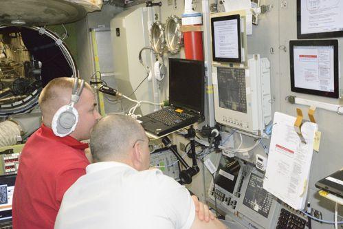 progress_MS_03_docking_ISS