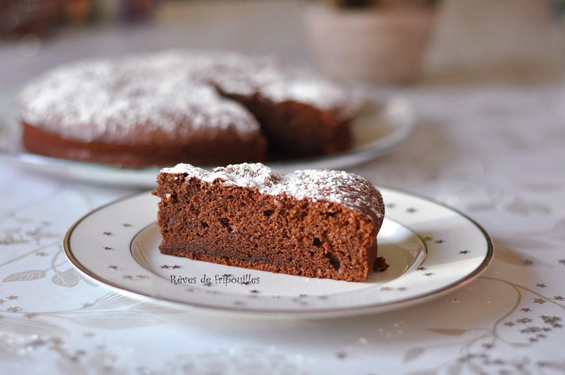 Le Bon Gâteau Au Chocolat Du Goûter Rêves De Fripouilles