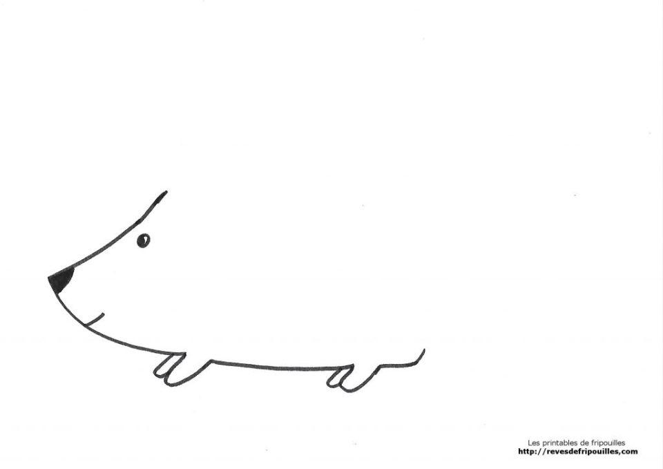 Herisson En Peinture Avec Les Mains Reves De Fripouilles